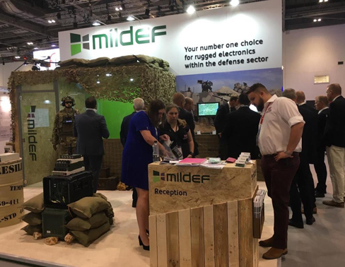 Branded Environment for Mildef