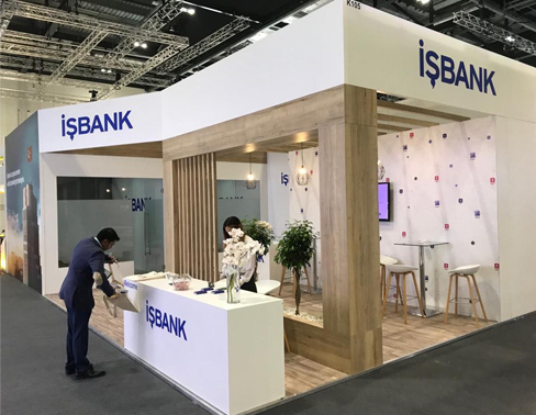 Exhibition Stand isbank